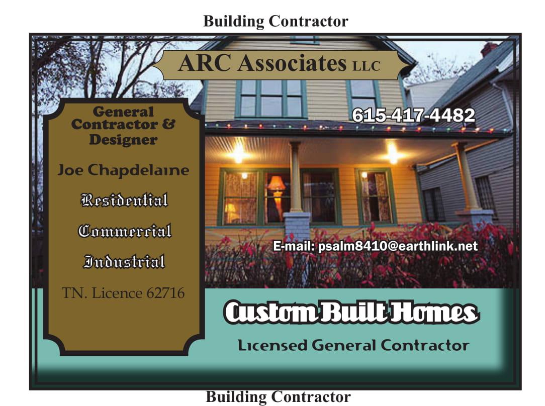 ARC Associates LLC