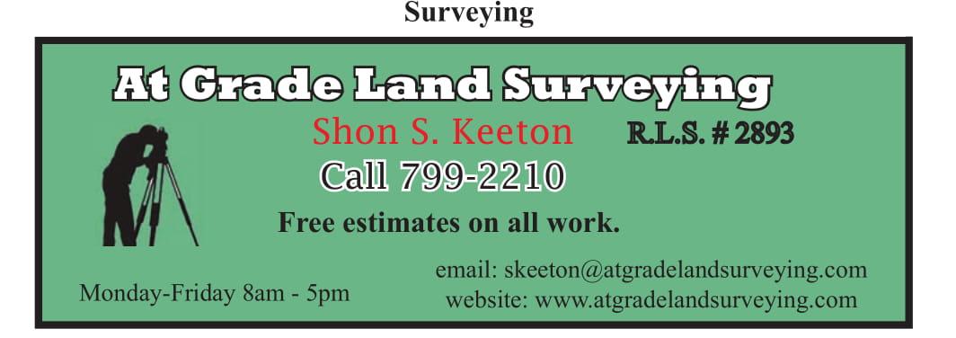 At Grade Land Surveying