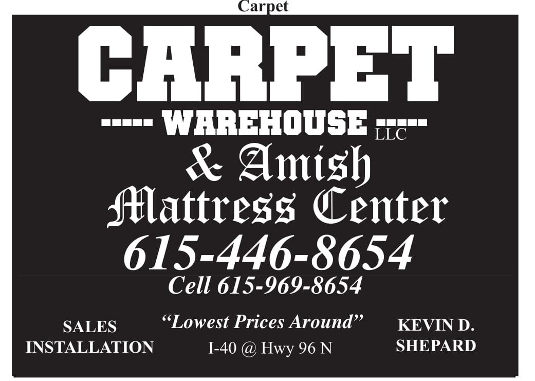 Carpet Warehouse & Amish Mattress Center