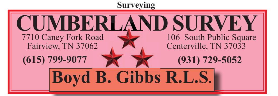 Cumberland Survey