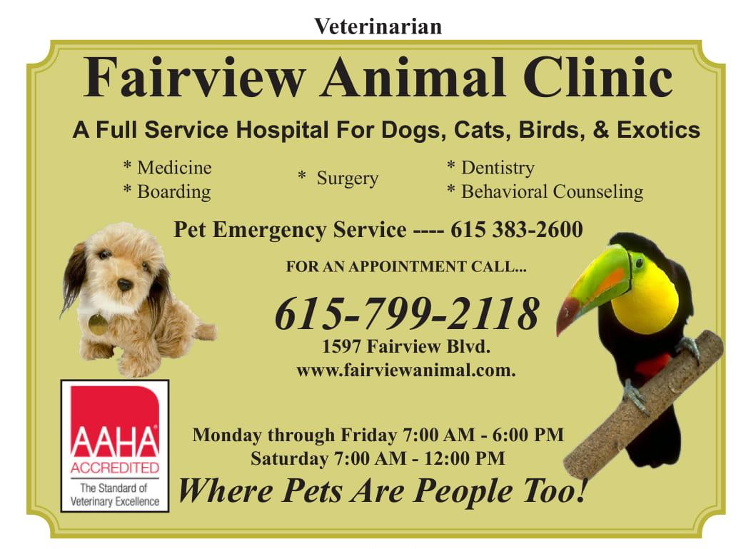 Fairview Animal Clinic