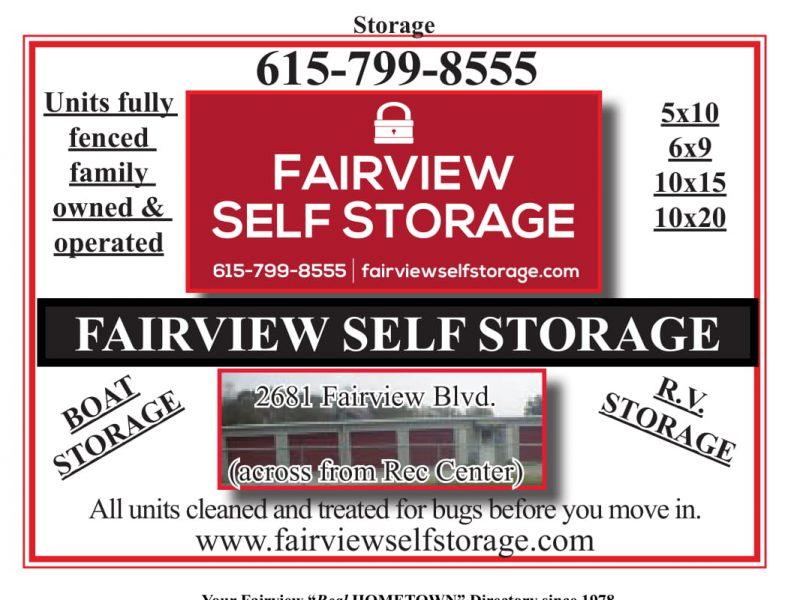 Fairview Self Storage