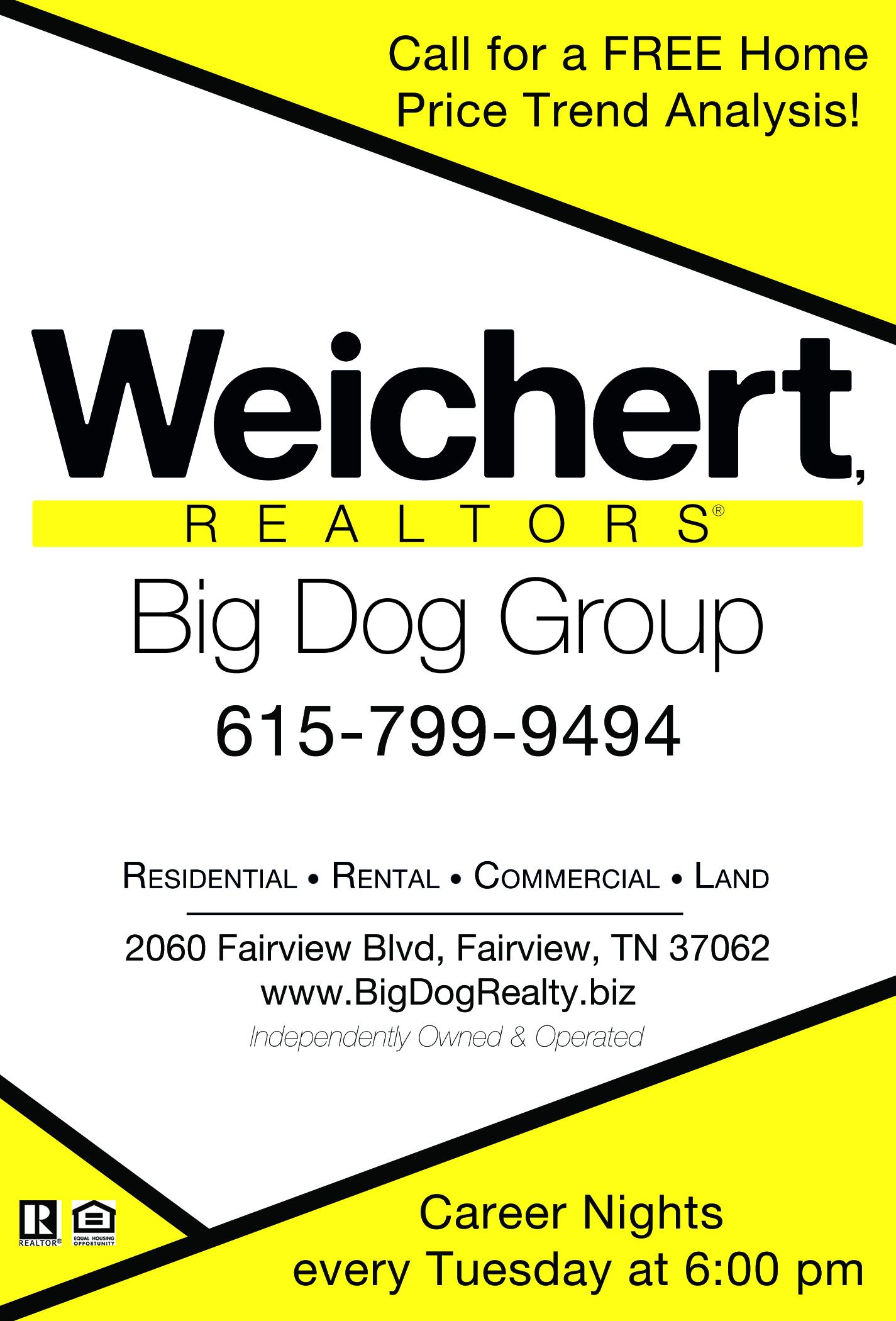 Weichert – Big Dog Realty