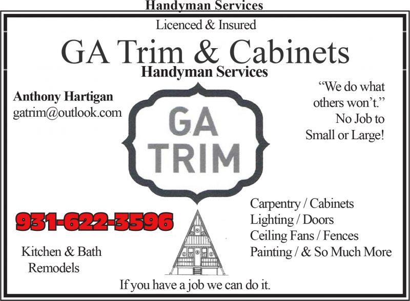 GA Trim & Cabinets