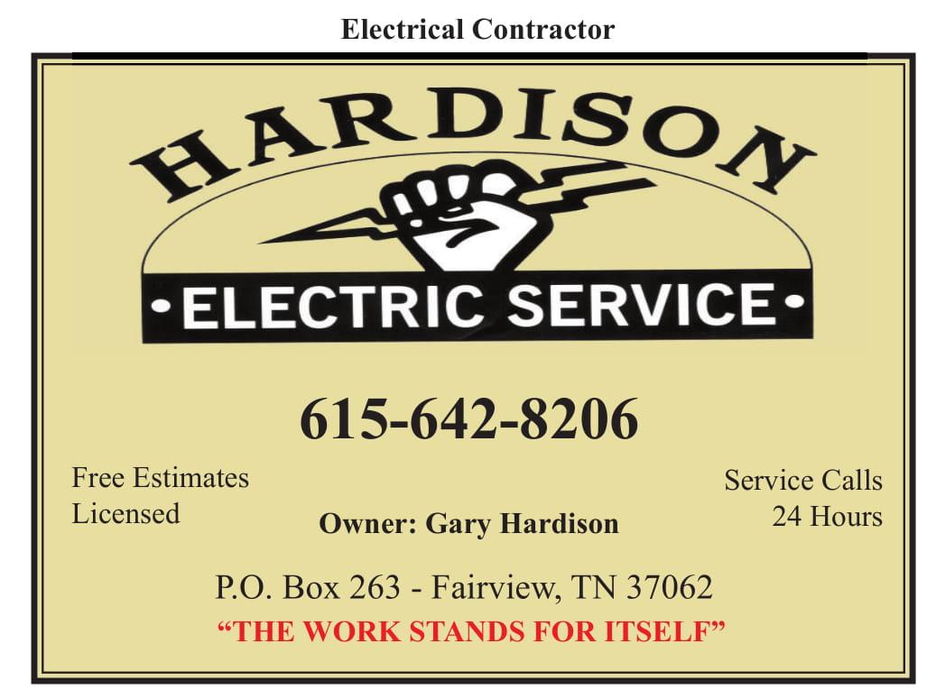 Hardison Electric Service