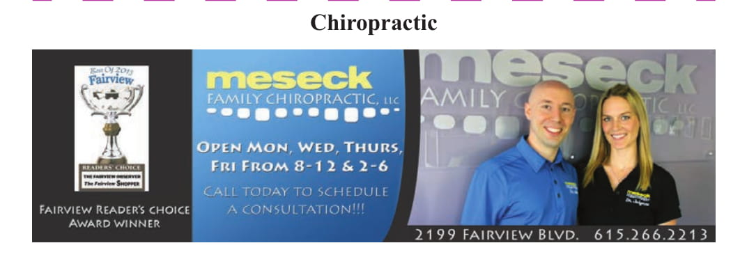 Meseck Family Chiropractic