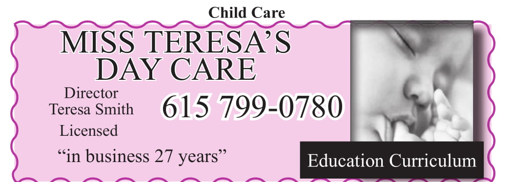 Miss Teresa's Day Care