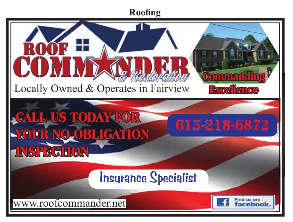 Roof Commander
