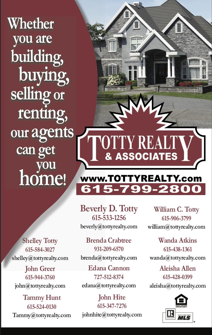 Totty Realty & Associates
