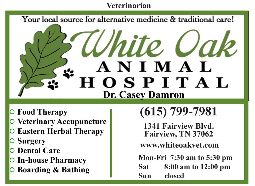 White Oak Animal Hospital