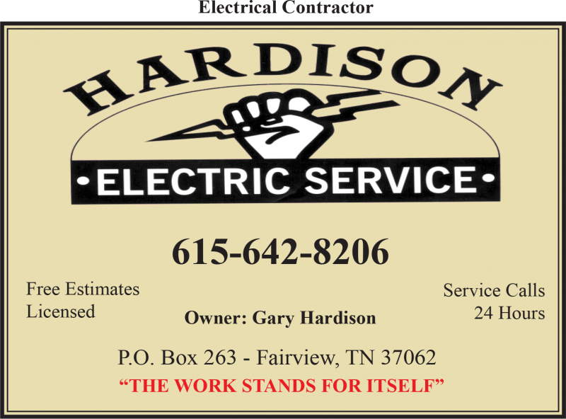 Hardison Electric Service
