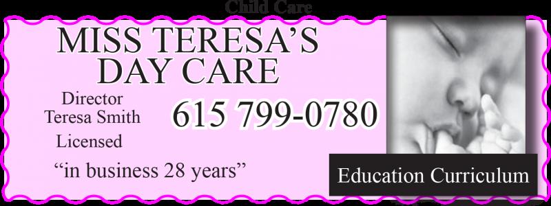 Miss Teresa's Day Care