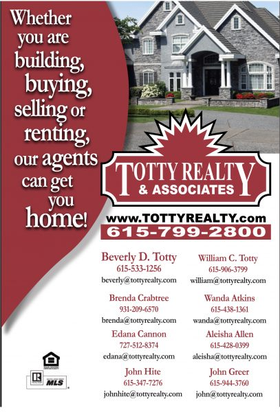 Totty Realty & Associates