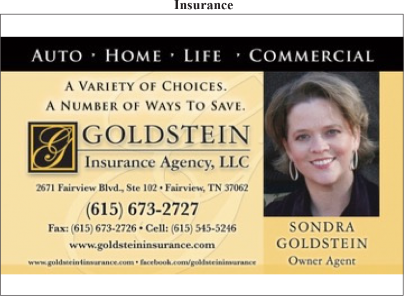 Goldstein Insurance Agency
