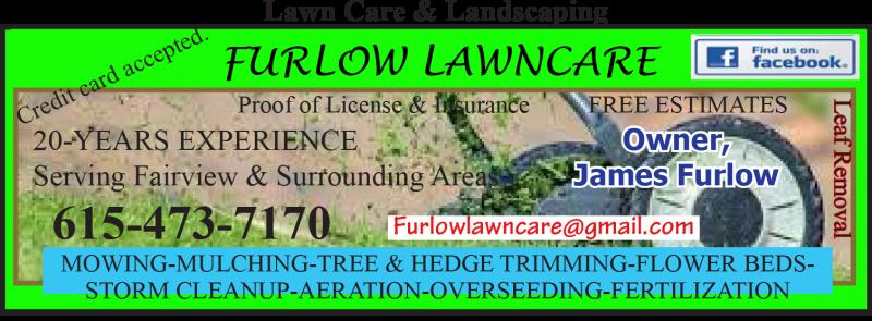 Furlow Lawncare